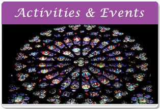 Teachings of the Masters Activities & Events